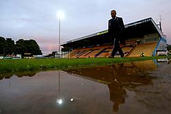 England U19 Manager Paul Simpson - Mandatory by-line: Robbie Stephenson/JMP - 05/09/2017 - FOOTBALL - One Call Stadium - Mansfield, United Kingdom - England U19 v Germany U19 - International Friendly