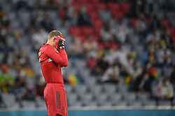 MUNICH, GERMANY - JUNE 23:  during the UEFA Euro 2020 Championship Group F match between Germany and Hungary at Allianz Arena on June 23, 2021 in Munich, Germany. (Photo by Sebastian Widmann - UEFA)