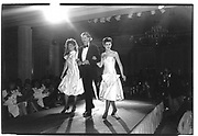 Leil'as evening for charity. NSPCC. Grosvenor House. 8/6/87. Organised by Venessa Llewellen, Leila Boutiquie. Lucy Durham Mathews. Rupert Deen. Lady Somerset Feilding© Copyright Photograph by Dafydd Jones 66 Stockwell Park Rd. London SW9 0DA Tel 020 7733 0108 www.dafjones.com