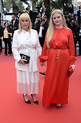 """""""Sibyl"""" Red Carpet - The 72nd Annual Cannes Film Festival. 24 May 2019 Pictured: Harlow Olivia Calliope Jane, Patricia Arquette. Photo credit: maximon / MEGA TheMegaAgency.com +1 888 505 6342"""