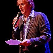 """NLD/Amsterdam/20110623 - Boekpresentatie wielrenner Thomas Dekker """" Schoon Genoeg"""", Geert Jan Lassche"""