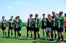 SWYD Applaud BAWA Sports - Mandatory by-line: Dougie Allward/JMP - 08/05/2016 - FOOTBALL - Keynsham FC - Bristol, England - BAWA Sports v SWYD United - Presidents cup final