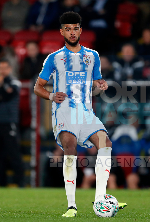 Huddersfield's Phil Billing in action during the Carabao cup match at Selhurst Park Stadium, London. Picture date 19th September 2017. Picture credit should read: David Klein/Sportimage