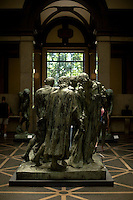 The Rodin Museum in Philadelpha