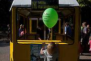 Kinderfest Die Grünen, festa dei bambini organizzata dai Verdi nell'ambito della campagna elettorale.