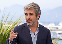Ricardo Darin at the The Summit (La Cordillera) film photo call at the 70th Cannes Film Festival Wednesday 24th May 2017, Cannes, France. Photo credit: Doreen Kennedy