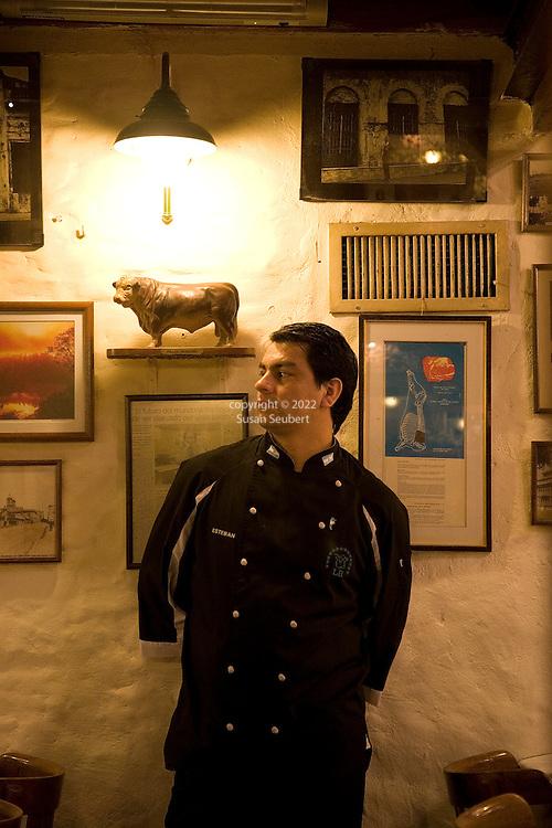 La Brigata Restaurant, a pariella