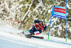 Roberto Nani (ITA) competes during 9th Men's Giant Slalom race of FIS Alpine Ski World Cup 55th Vitranc Cup 2016, on March 4, 2016 in Kranjska Gora, Slovenia. Photo by Vid Ponikvar / Sportida