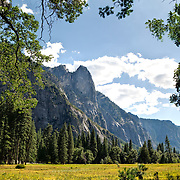 Yosemite Valley clifss