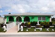 House, Grand Bahama Island, Bahamas