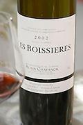 Coteaux du Languedoc Les Boissieres Grenache Syrah Alain Chabanon, Languedoc, France