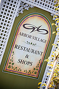 Restaurants and Shopping at Arbor Village in Los Alamitos