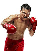 Oscar De La Hoya<br /> <br /> ©Tom DiPace