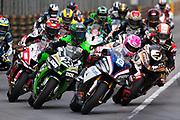 Horst SAIGER, Saiger-Racing, Kawasaki<br /> <br /> 64th Macau Grand Prix. 15-19.11.2017.<br /> Suncity Group Macau Motorcycle Grand Prix - 51st Edition<br /> Macau Copyright Free Image for editorial use only