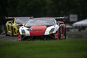 August 22-24, 2014: Virginia International Raceway. #14 Stewart Davidson, GMG Racing, Lamborghini of Beverly Hills