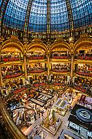 Galeries Lafayette (Interior)
