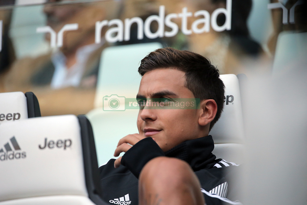 October 20, 2018 - Turin, Turin, Italy - Paulo Dybala #10 of Juventus FC before the serie A match between Juventus FC and Genoa CFC at Allianz Stadium on October 20, 2018 in Turin, Italy. (Credit Image: © Giuseppe Cottini/NurPhoto via ZUMA Press)