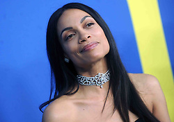Rosario Dawson at the 2018 CFDA Awards at the Brooklyn Museum in New York City, NY, USA on June 4, 2018. Photo by Dennis Van Tine/ABACAPRESS.COM