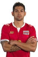 Football Conmebol_Concacaf - <br />Copa America Centenario Usa 2016 - <br />Costa Rica National Team - Group A - <br />Christian Gamboa