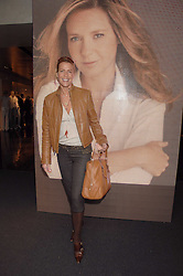 INDIA HICKS at a lunch to celebrate the launch of the Top Tips for Girls website (toptips.com) founded by Kate Reardon held at Armani, Brompton Road, London on 5th March 2007.<br /><br />NON EXCLUSIVE - WORLD RIGHTS