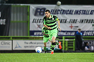 Forest Green Rovers Liam Noble(15) runs forward during the Vanarama National League match between Forest Green Rovers and Solihull Moors at the New Lawn, Forest Green, United Kingdom on 21 March 2017. Photo by Shane Healey.