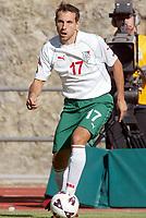 Fotball<br /> Kvalifisering til EM 2004<br /> 10.09.2003<br /> Andorrra v Bulgaria<br /> Foto: Digitalsport<br /> Norway Only<br /> <br /> MARTIN PETROV (BUL)<br /> <br /> PHOTO LAURENT BAHEUX