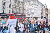 Save our children march London photo by Mark Anton Smith