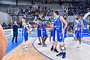 Team Banco di Sardegna Dinamo Sassari, Commando Ultra' Dinamo<br /> Germani Basket Leonessa Brescia - Banco di Sardegna Dinamo Sassari<br /> Legabasket Serie A LBA PosteMobile 2018/2019<br /> Brescia, 30/12/2018<br /> Foto L.Canu / Ciamillo-Castoria