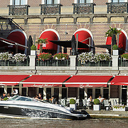 NLD/Amsterdam/20120812 - Varen door de Amsterdamse grachten, Amstel Hotel