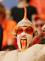 Photo: Chris Ratcliffe.<br /> Holland v Ivory Coast. Group C, FIFA World Cup 2006. 16/06/2006.<br /> Dutch Fan.