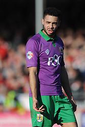 Bristol City's Derrick Williams - Photo mandatory by-line: Dougie Allward/JMP - Mobile: 07966 386802 - 07/03/2015 - SPORT - Football - Crawley - Broadfield Stadium - Crawley Town v Bristol City - Sky Bet League One