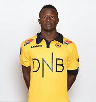 Fotball , Tippeligaen , Eliteserien , 2016 , portretter , portrett , <br /> Lillestrøm<br /> Bonke Innocent