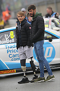 Billy Monger in attendance during the British Touring Car Championship (BTCC) at  Brands Hatch, Fawkham, United Kingdom on 7 April 2019.
