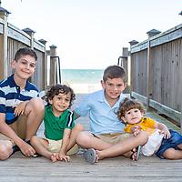 Xanthos family, Hiltoon Ocean 22, Myrtle Beach, SC