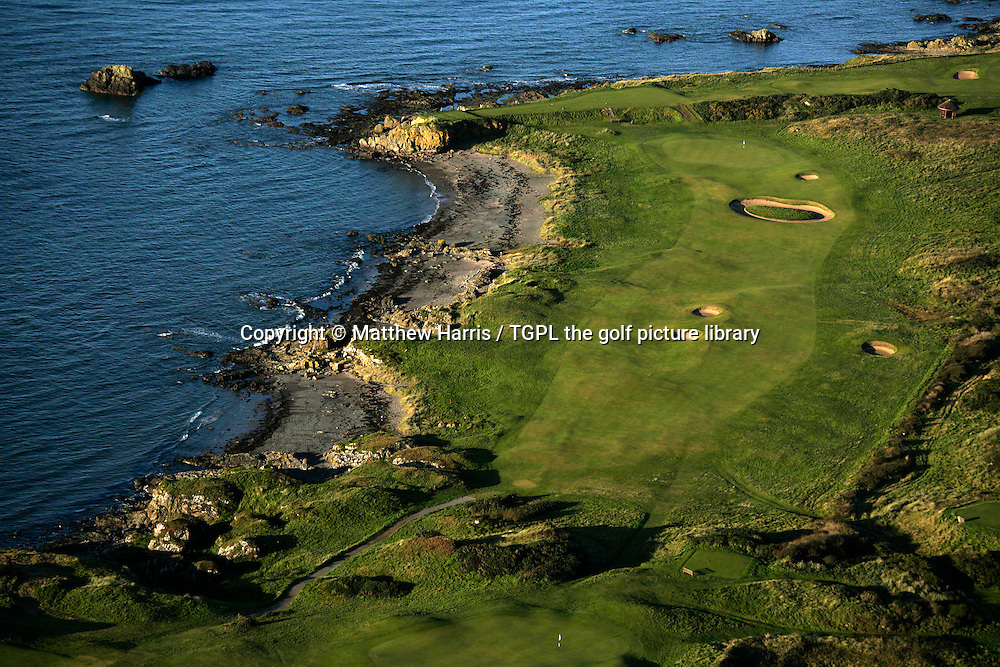 TURNBERRY (Ailsa Course) foreground 9th and 10th