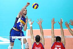 GIULIO PINALI  (ITALIA)<br /> ITALIA - SERBIA<br /> PALLAVOLO VNL VOLLEYBALL NATIONS LEAGUE 2019<br /> MILANO 21-06-2019<br /> FOTO GALBIATI - RUBIN
