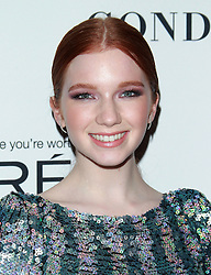 Glamour Celebrates 2016 Women of the Year Awards at NeueHouse Los Angeles.<br /> 14 Nov 2016<br /> Pictured: Annalise Basso.<br /> Photo credit: Jaxon / MEGA<br /> <br /> TheMegaAgency.com<br /> +1 888 505 6342