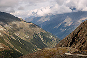 Innsbruck, rescue operation with the team, back to the base from  the Stubaier Glacier