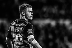Cardiff Blues' Gareth Anscombe - Mandatory by-line: Craig Thomas/Replay images - 31/12/2017 - RUGBY - Cardiff Arms Park - Cardiff , Wales - Blues v Scarlets - Guinness Pro 14