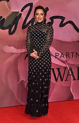 Alice Temperley bei den Fashion Awards 2016 in der Royal Albert Hall in London / 051216<br /> <br /> ***Fashion Awards 2016 in London, Britain, Dec. 5th, 2016.***
