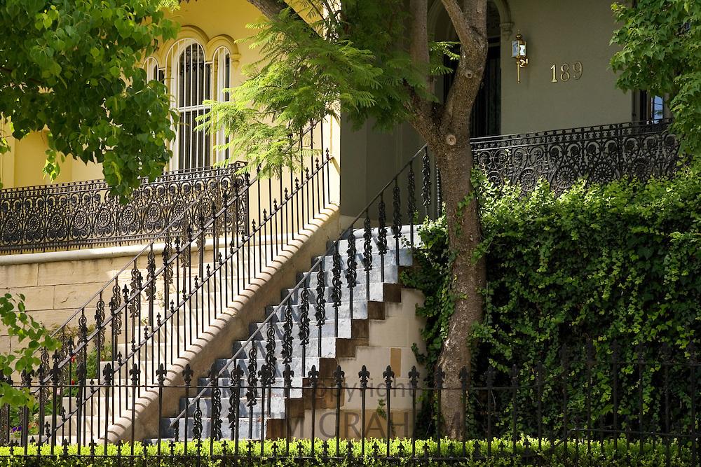 Sydney town house, Paddington, Australia