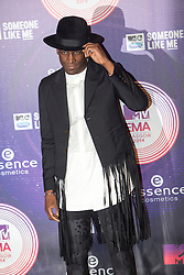 Labrinth.<br /> Red carpet at the MTV EMA, Glasgow.