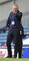 Blackburn Rovers' Manager Tony Mowbray<br /> <br /> Photographer Dave Howarth/CameraSport<br /> <br /> The EFL Sky Bet Championship - Blackburn Rovers v West Bromwich Albion - Saturday 11th July 2020 - Ewood Park - Blackburn <br /> <br /> World Copyright © 2020 CameraSport. All rights reserved. 43 Linden Ave. Countesthorpe. Leicester. England. LE8 5PG - Tel: +44 (0) 116 277 4147 - admin@camerasport.com - www.camerasport.com