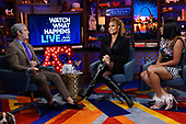 """October 03, 2021 - USA: Bravo's """"Watch What Happens Live with Andy Cohen"""" - Episode: 18158"""