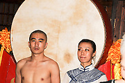 China, Beijing, Re-enactment of Chinese history
