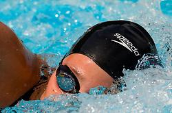 Silvija Djelic of Ilirija during 10th International Swimming Competition Veronika 2011, on July 16, 2011, in Pod skalco pool, Kamnik, Slovenia. (Photo by Vid Ponikvar / Sportida)