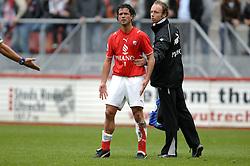 22-10-2006 VOETBAL: UTRECHT - DEN HAAG: UTRECHT<br /> FC Utrecht wint in eigenhuis met 2-0 van FC Den Haag / Jean Paul de Jong<br /> ©2006-WWW.FOTOHOOGENDOORN.NL