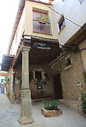 'Museo de la Inquisicion' traditional architecture building, Garganta la Olla, La Vera, Extremadura, Spain