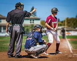On July 18, 2021, the Healdsburg Prune Packers played a home game against the Lincoln Potters.  The Potters won the game 6-5