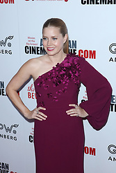 Amy Adams at the 31st Annual American Cinematheque Awards Gala held at the Beverly Hilton Hotel on November 10, 2017 in Beverly Hills, California, USA (Photo by Art Garcia/Sipa USA)